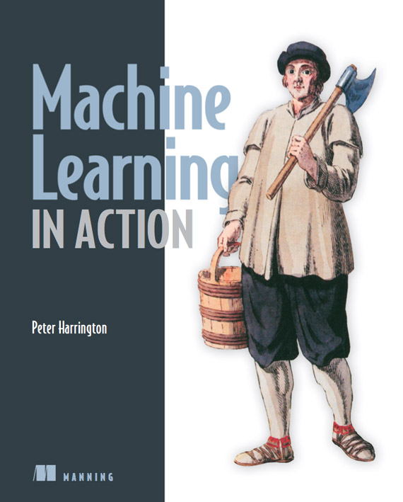 Machine Learning in Action - cover